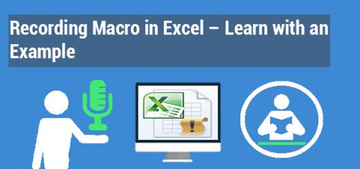 Learn Excel Online - Excel Exposure