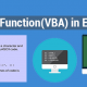 ASC Function(VBA) in Excel