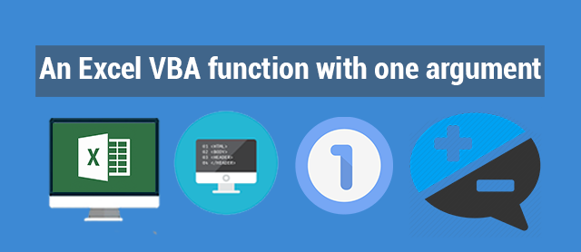 how to use excel vba user defined function in formula