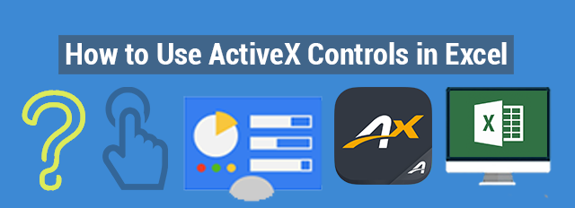 How to Use ActiveX Controls in Excel (Step by Step) | ExcelDemy