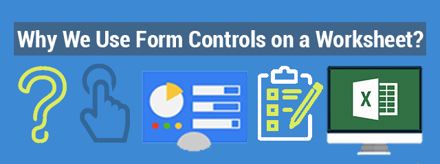 Excel Form Control vs  ActiveX Control (7 Differences) | ExcelDemy