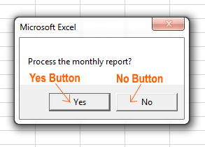 Alternatives of UserForm in Excel: InputBox & MsgBox Functions