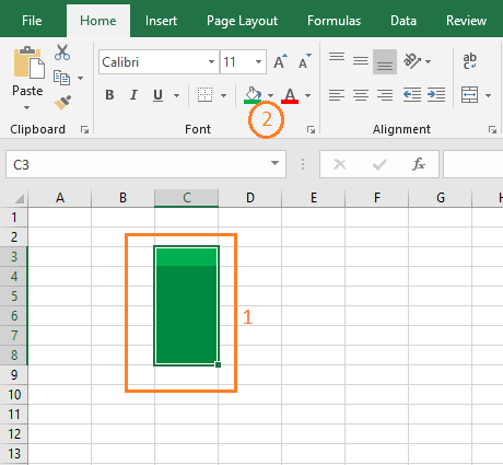 What is relative reference excel