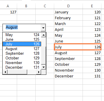 Overview of ActiveX controls on a worksheet in Excel