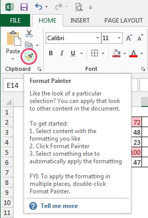 Copy Excel Conditional Formatting 35
