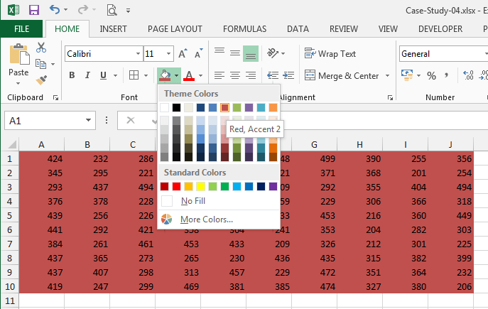 Conditional Formatting Excel 2013 Multiple Based On