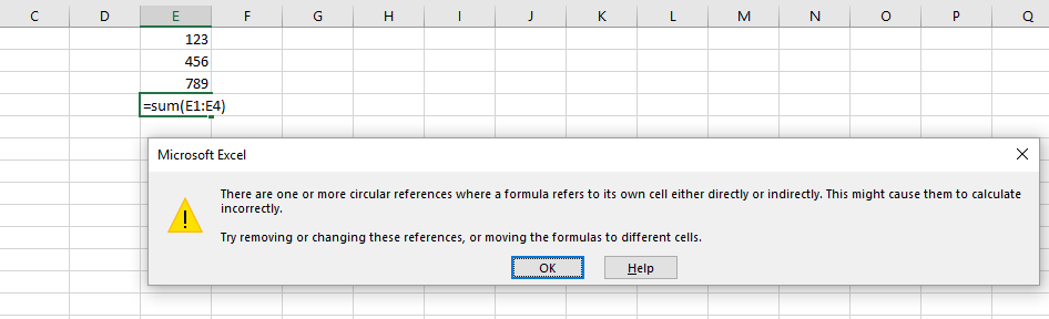 circular-reference-in-excel-img2