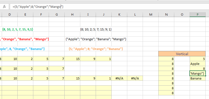 Excel Array Formulas Image 8