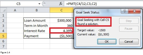 how to use goal seek in excel 2016 - Image 4