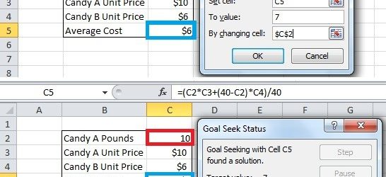 how to use goal seek in excel 2016 - Image 6