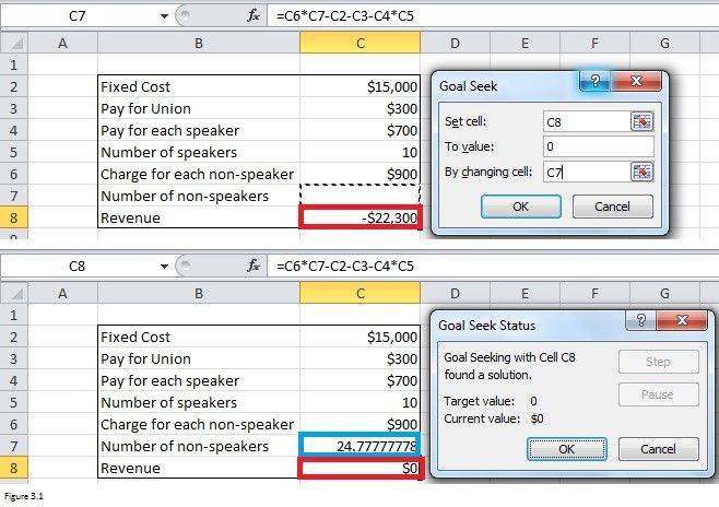 how to use goal seek in excel 2016 - Image 8
