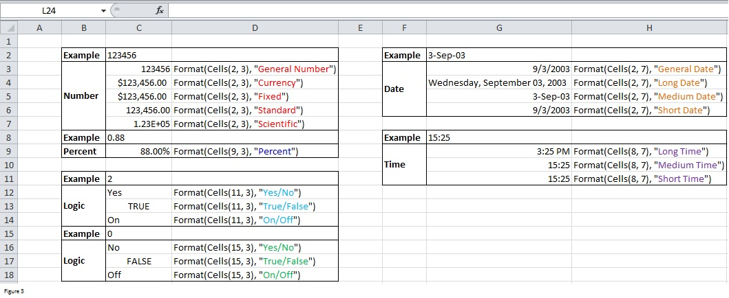how to get full text to show excel