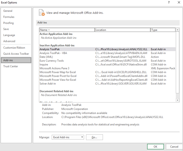 How to make an Excel Add-in Image 4