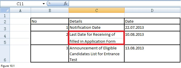 Top 20 Excel Limitations Image 10.1