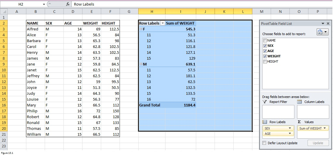 Top 20 Excel Limitations Image 13.1