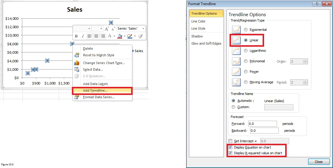 Top Excel Functions and Features for Management Consultants Figure 10.3