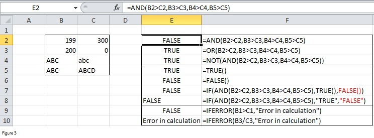 Top Excel Functions and Features for Management Consultants Figure 3