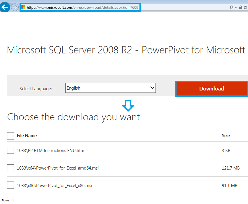 Power Pivot, Download Power Pivot Add-in, Import Data