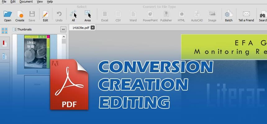 Best PDF to Excel converter software review (for 2019