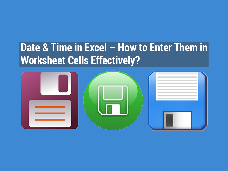 how to add time to a cell in excel