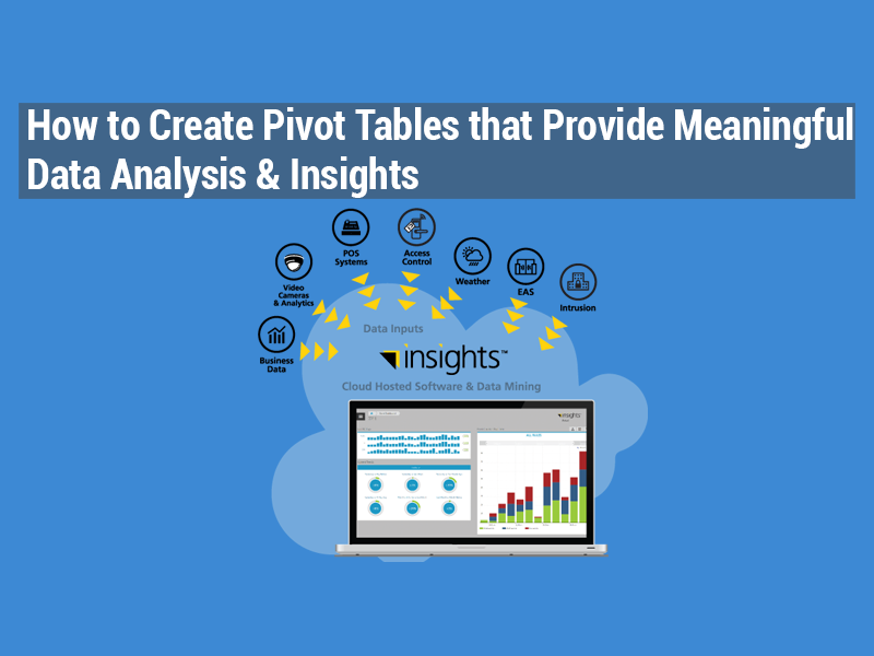 How to Create Pivot Tables for Meaningful Data Analysis!