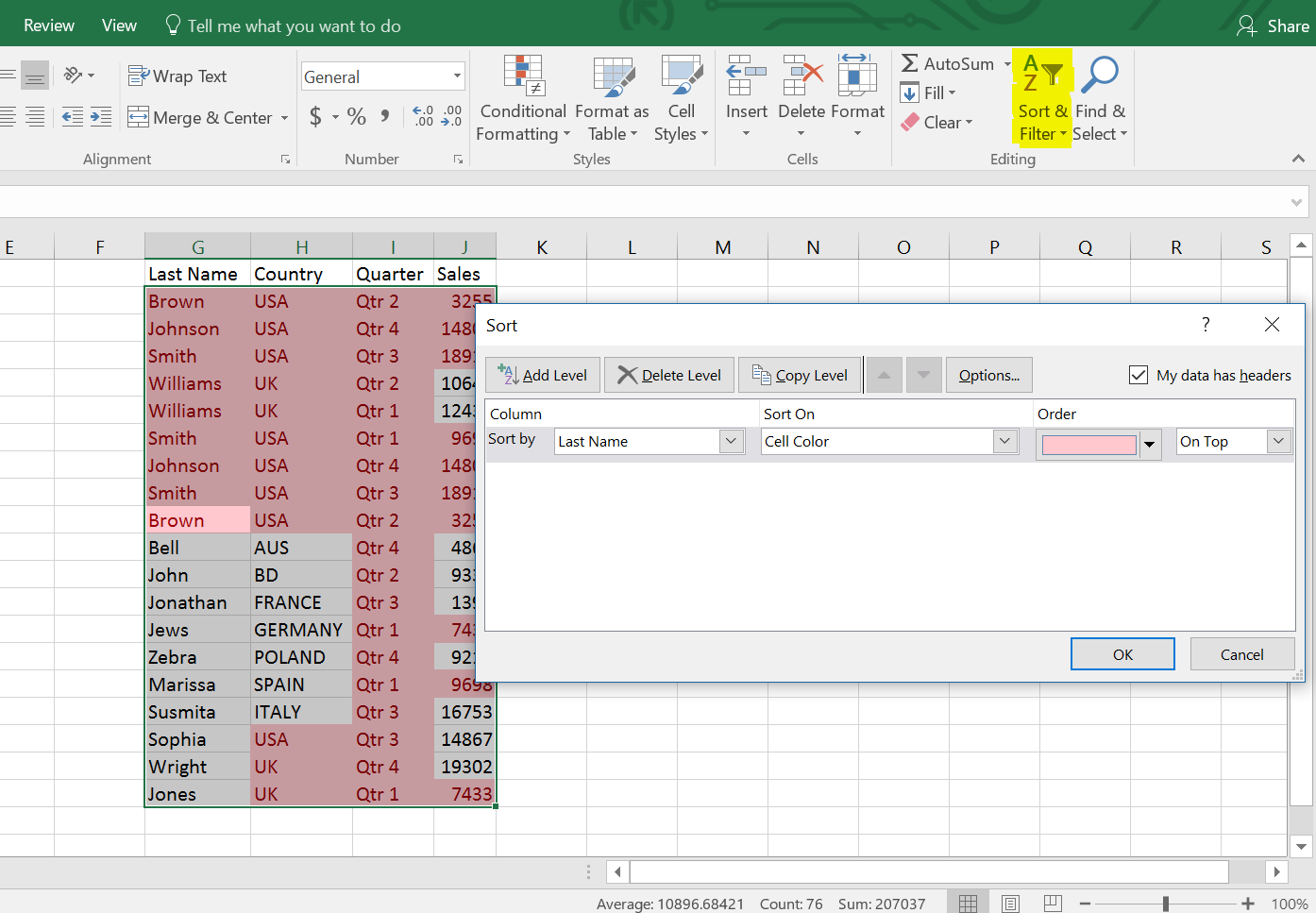 Removing duplicates in excel for Table design ribbon in excel