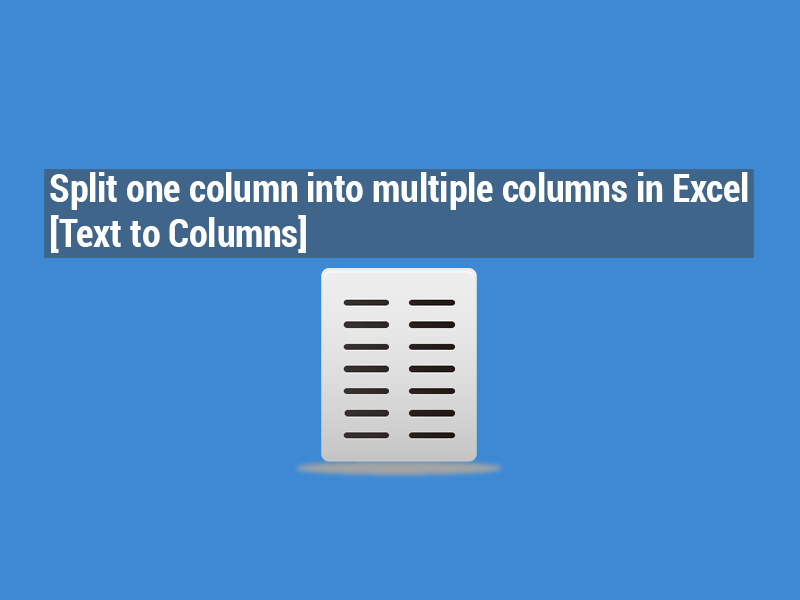 how to add a date column in excel