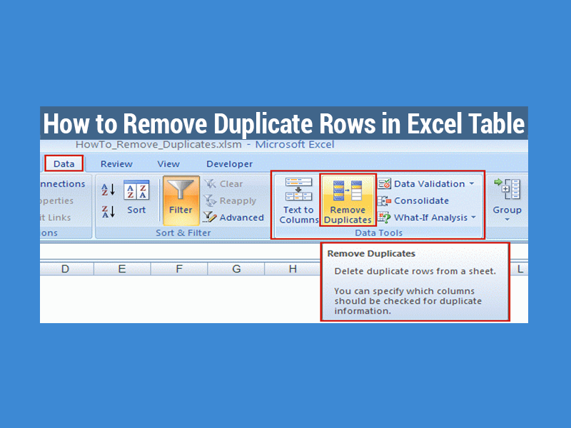how to use tables in excel 2013