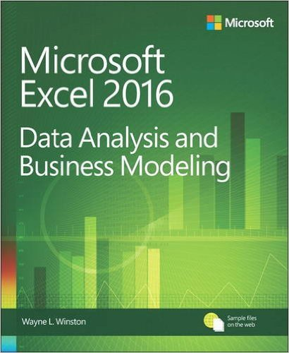Best  Excel Books For Data Analysis  Business Modeling