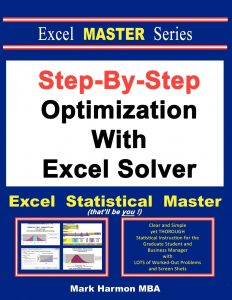 Optimization with Excel. Advanced Users Book