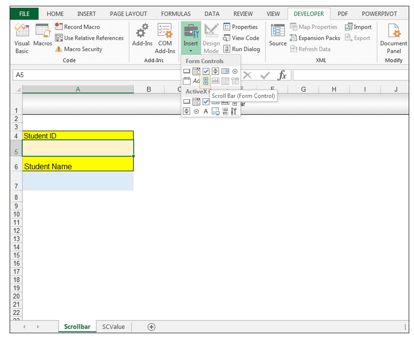 Form-Controls-Excel-3 Tab Order Excel Vba Form on if statement, programming pdf, how use, code samples, color index, interior color,