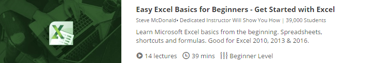 40+ Free Online Excel Courses with Certificates | ExcelDemy