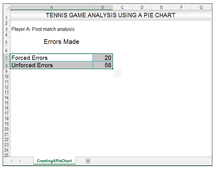 Add rich data labels to Excel Pie Chart Image 2
