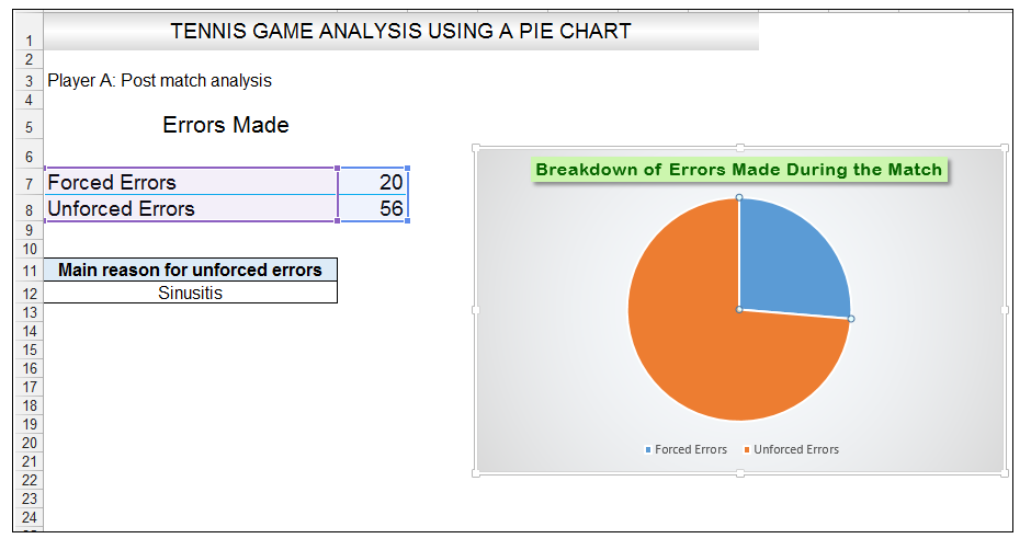 Add rich data labels to Excel Pie Chart Image 25