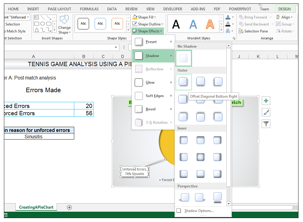 Add rich data labels to Excel Pie Chart Image 39