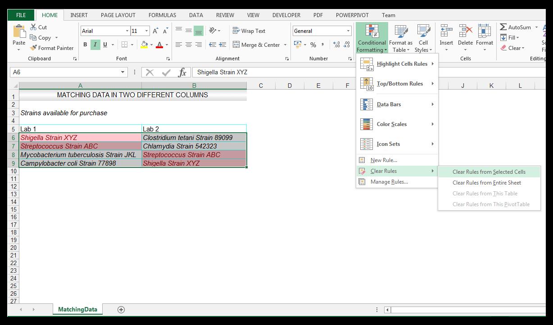 Downloading matchmaking data