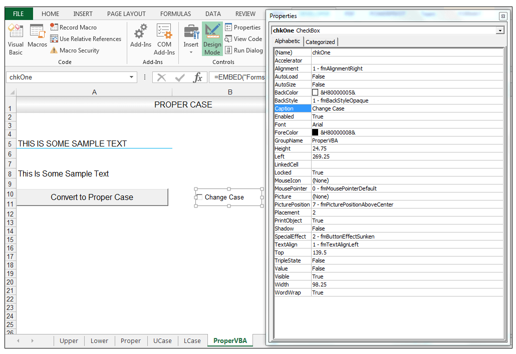 Changing-Case-in-Excel-33 Vba Change Worksheet Order on change examples, change excel keyboard shortcuts, change jobs, change templates,