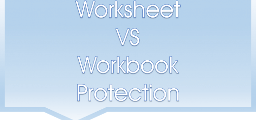 Advanced Excel Archives – Workbook Vs Worksheet