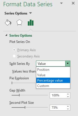 Excel Format Data Series