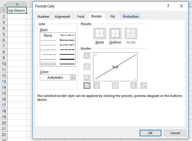 how to split a single cell in excel
