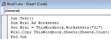 How to Copy a Worksheet in Excel
