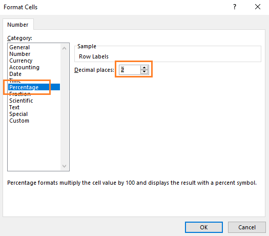 format cells dialog box in excel