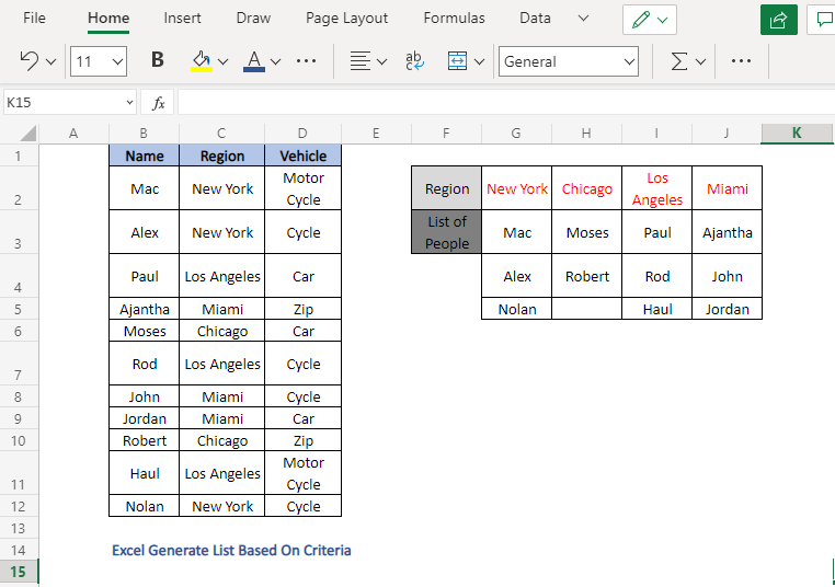 INDEX-AGGREGATE complete lists - Excel Generate List Based On Criteria