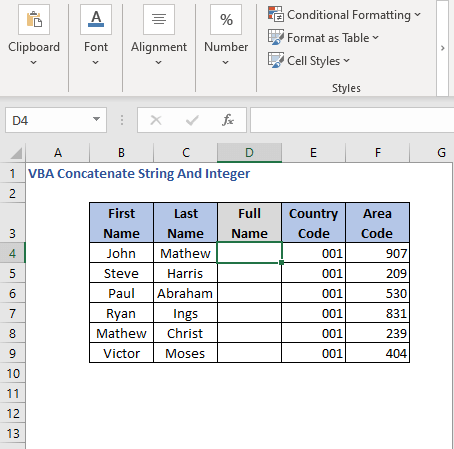 Introducing new column for VBA Concatenate String