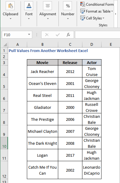 Pull values from Details sheet using VLOOKUP
