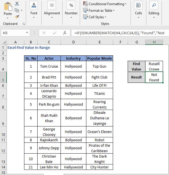 Result of MATCH-IF-ISNUMBER for value not in range